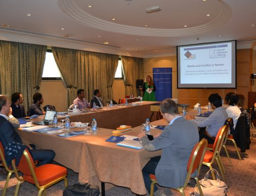 Youth Receive Training in Citizen Journalism