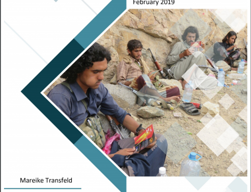 Youth Activism in the Yemeni Civil War