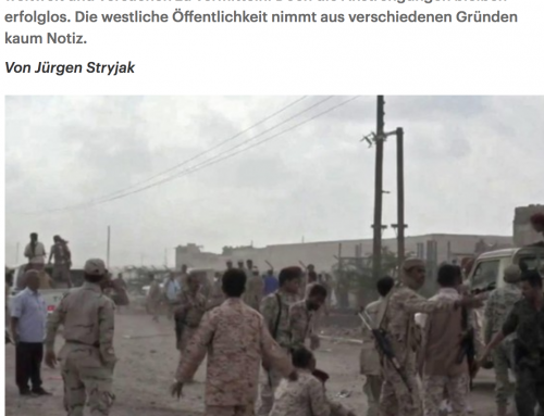 German Radio: YPC Director and Head of Research Discuss Yemen Conflict